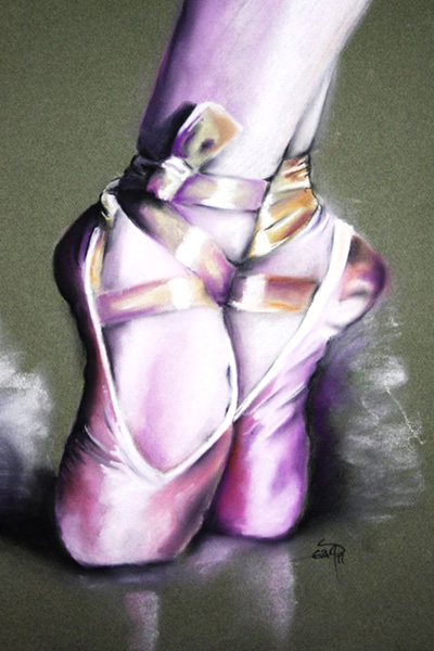 POINTE SHOES 2